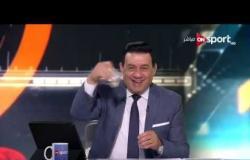 مساء الأنوار - الجنرال مدحت شلبي يهدي أحمد مصطفى لا لا مائة جنيه على الهواء لإجابته على سؤال