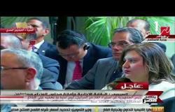 السيسي عن استيراد الغاز من  إسرائيل  لدينا قانونا ينظم تجارته بما يجعل مصر سوقا حرة لتداوله