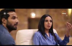 قعدة رجالة - سلمى أبو ضيف : معظم الرجالة مبيفهموش في الموضه