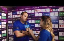 ستاد مصر - تصريحات محمد عودة المدير الفنى لفريق المقاولون العرب عقب التعادل مع وادى دجلة