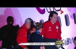 مساء الأنوار - تعليق مدحت شلبي على الطائرة الخاصة للمنتخب المصري