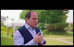 شعب ورئيس 2018 - الرئيس السيسي : مش هيحصل إني أكون محل إجماع مطلق .. وأنا مش ضد ثورة 25 يناير