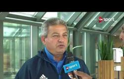 ملاعب ONsport - تصريحات خالد عبد العزيز وزير الرياضة حول أزمة فريق الزمالك