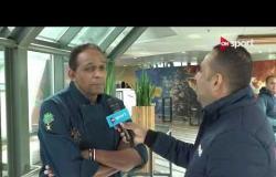 صباح المونديال - برنامج تغذية المنتخب الوطني في سويسرا .. الشيف أحمد فراج
