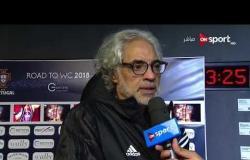 الطريق إلى روسيا - تعليق ك. أحمد ناجي على أداء محمد الشناوي أمام البرتغال