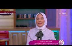 السفيرة عزيزة - هاتفيا .. نهاد عبد المحسن مديرة مدرسة العبور الابتدائية بمحافظة مطروح