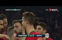 مصر والبرتغال - ملخص الشوط الثاني من مباراة منتخب مصر Vs منتخب البرتغال (2/1)