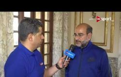 خاص مع سيف - عامر حسين يتحدث عن موعد انتهاء مسابقتى الدورى والكأس المصرى