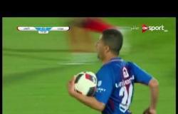 الهدف الأول لفريق بتروجيت فى مرمى الأهلى يحرزه عمر النجدى فى الدقيقة 78 من زمن المباراة