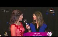 """السفيرة عزيزة - لقاء مع المصممة """" سارة أبو الهيجة """" في """"Amman summer fashion show"""""""