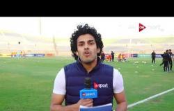 ستاد مصر - أجواء وكواليس ما قبل مباراة طلائع الجيش والمقاولون العرب