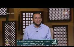 """متصلة من أمريكا تطالب الشيخ رمضان عبد المعز بترجمة """"لعلهم يفقهون"""""""