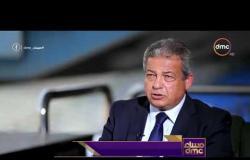 مساء dmc - وزير الشباب والرياضة : دخلت ستاد القاهرة لأول مرة عام 1970 في نهائي إفريقيا
