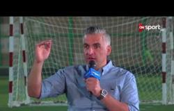 ستاد مصر - الإعلامي سيف زاهر يتحدث عن علاقته بالإعلامي مدحت شلبي