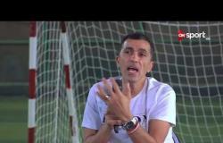 ستاد مصر - ك. أسامة نبيه يتحدث عن كيفية اختيار اللاعبين وكيف استفاد المنتخب من الموسم المحلي