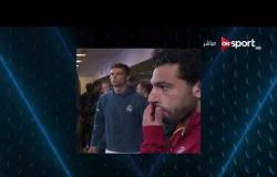 تغطية خاصة - تعليق كريم خطاب وأحمد عز على نظرة رونالدو لصلاح قبل المباراة