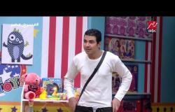 مسرح مصر - محمد أنور يخلع ملابسه في مسرح مصر بسبب ألشة