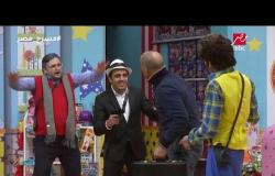 مسرح مصر - أشرف عبد الباقى ونهاية مفاجأة في مسرحية حاجة مهمة جدا
