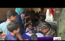 الأخبار - افتتاح مستشفى ميداني تديره الحكومة المغربية في غزة