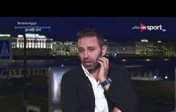 حازم إمام : اللاعبون يعيشون حالة من التركيز.. وكتر خير الناس اللي سافرت تساند المنتخب