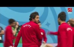 من روسيا مع التحية.. لاعبوا منتخب مصر يطمحون في الوصول للدور الـ 16
