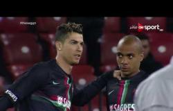 حوار مع عمر ناصف الصحفى بموقع sport 360 وحديث عن مباراة البرتغال والمغرب