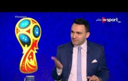 """معتز إينو : لعبت على ميسي مع الأهلي واداني """"كوبري"""".. والله يكون في عون اللي يلعب عليه"""