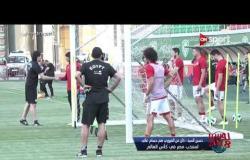 حسين السيد: كان يجب أن ينضم حسام غالي وصلاح محسن للمنتخب في كأس العالم