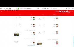إسأل جوجل.. استعراض سيف زاهر لإحصائيات مباراة بلجيكا وتونس
