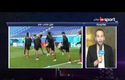 كوبر يرد على أزمة صور صلاح مع رئيس الشيشان والحضري أساسي مع المنتخب ضد السعودية