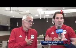 كوبر : أعتذر للشعب المصري.. وتدريب مصر في المونديال أهم من الفوز بدوري أبطال أوروبا