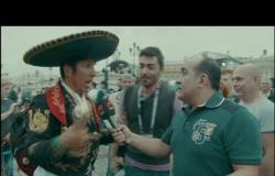 """شاهد ملخص رحلة """"من روسيا مع التحية"""" على MBC  مصر"""