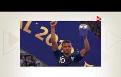 جوائز الأفضل فى كأس العالم 2018