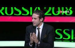محمد فضل: سيد معوض كان لاعب كبير بس كان بيخاف من لاعب واحد في العالم