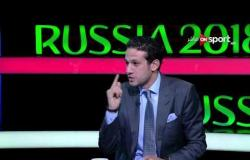 محمد فضل: أنا مشوفتش أي إبداع لمنتخب في كأس العالم 2018