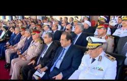 مساء dmc - | الرئيس السيسي يشهد تخريج حفل تخرج دفعة جديدة من أكاديمية الشرطة |