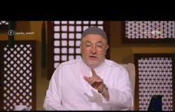لعلهم يفقهون - تعليق الشيخ خالد الجندي على أزهري يقرأ الفاتحة على أنغام الموسيقى