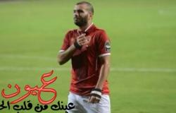 """""""فيفا"""" يحتفى بعماد متعب مهاجم الأهلى بعد اعتزاله كرة القدم"""