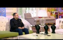 السفيرة عزيزة - هشام والي يوضح أهم الخامات التي يفضل استخدامها في تصميماته