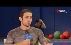 لقاء خاص مع هيثم فهمى لاعب منتخب مصر للمصارعة الرومانية وحديث عن انجازاته وابرز الصعوبات