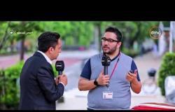 مصر تستطيع - مصري يساهم في تطوير روبوت توصيل الطلبات للمنازل في اليابان