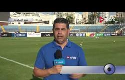أجواء وكواليس نادي الاتحاد السكندري قبل المباراة أمام الإسماعيلي