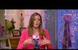 السفيرة عزيزة - ( سناء منصور -  شيرين عفت ) حلقة السبت - 25 - 8 - 2018