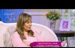 """السفيرة عزيزة - تعليق الكاتبة / سحر الجعارة على متصل """" الثقافة المتعلقة بالمرأة إنها جارية مطيعة """""""