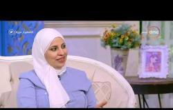 """السفيرة عزيزة - نرمين الدمرداش - توضح أسباب انتشار """" فن صناعة الحلي """" في الفترة الأخبرة"""