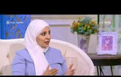 السفيرة عزيزة - نرمين الدمرداش - توضح أسباب دخولها في أعمال صناعة الحلي