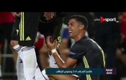 كريم خطاب: الإعادة أثبتت ان احتكاك رونالدو مع لاعب فالنسيا كان خفيف
