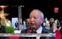 نجيب ساويرس و رايا أبي رشد يكشفون ليحدث في مصر كواليس مهرجان الجونة السينمائي