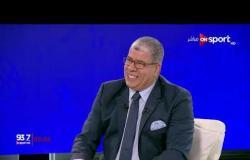 ابراهيم حجازي يكشف عن فكرة البرنامج الخاص به على إذاعة ONSPORT FM