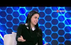مشاعر نور الطيب عندما تواجه أي لاعبة مصرية في بطولة للإسكواش